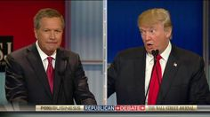 "11/10/15 - At tonight's Fox Business Network-Wall Street Journal Republican debate, John Kasich railed against Donald Trump's plan to deport 11 million illegal immigrants, saying that it was a ""silly argument"" that ""makes no sense."""