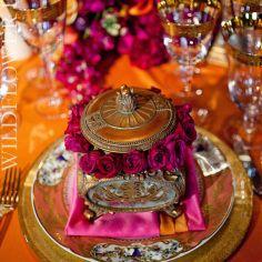 Стилистика свадьбы в деталях: Марокко
