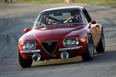 alfa zagato - what a great looking car