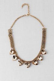 Rockdale Geometric Crystal Necklace