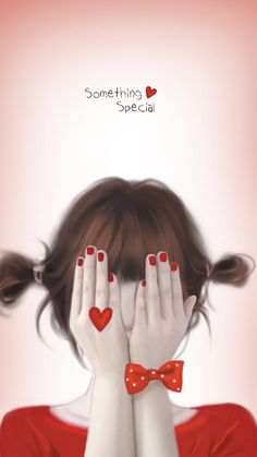 Cute Girly Wallpapers For Iphone Something Special - Best Wallpaper HD Cute Girl Wallpaper, Wallpaper Iphone Cute, Cute Wallpapers, Kawaii Wallpaper, Black Wallpaper, Lovely Girl Image, Girls Image, Tumblr Gril, Cute Girl Drawing