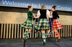 Scottish Highland Dance -