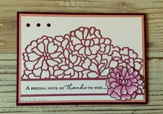 Caring for Stamps: Spring/ Summer Catalog Countdown #10: Stampin' Up! ~ So in Love Bundle