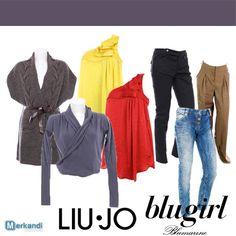 Damenkelidung #Liujo #Restposten #b2bgrosshandel http://merkandi.de/offer/li-jo-blugirl-kleidung-fur-frauen/id,55031/