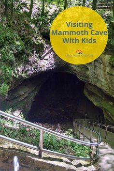 Visiting Mammoth Cave and the surrounding area is a great Family Trip!