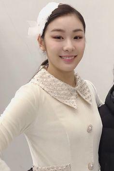 Kim Yuna, Beautiful Athletes, Ice Queen, Figure It Out, Celebs, Celebrities, Sport Girl, Figure Skating, Beautiful Women