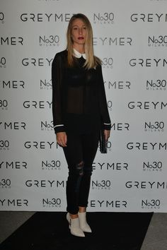 Perla Alessandri - Cocktail Party GREYMER - Boutique N°30 #MILANO #ViaSpiga - #fashion #shoes