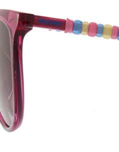 5acd3488e21 Gafas de sol de color con montura de acetato