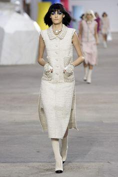 Chanel Spring 2014 #PFW