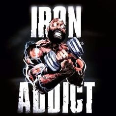 Iron Addict - CT Fletcher