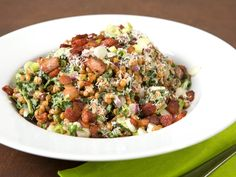 What to Do with Whole Grains? Make These 2 Delicious Salads
