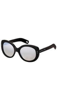 YES! Marc Jacobs Vintage Inspired Round Frame - MJ367-S - Marc Jacobs - Eyewear - Marc Jacobs - StyleSays