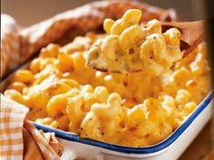 Food So Good Mall: Four Cheese Macaroni and Cheese