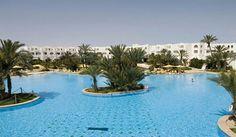 Piscina Vincci Djerba Resort 4* (Djerba)