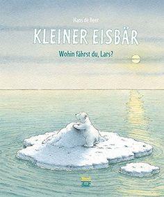 Little Polar Bear (hc) by Hans de Beer NEW in Books, Children & Young Adults Polar Bear Illustration, Cute Illustration, Viria, The Little Polar Bear, Polar Bear Drawing, Illustrator, Polaroid, Arctic Animals, Fabric Animals