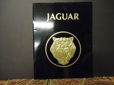 Jaguar xj6 * xj12 * sedan series III vintage dealership Brochure