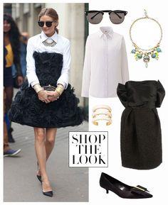 Olivia Palermo - Street Style Look