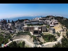 Ba na Hills is the new mountain you have to come the by the beautiful at there, no country get that.