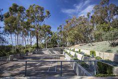 Tennis Terrace - Ellen DeGeneres & Portia De Rossi List Santa Barbara Estate For $45 Million - Photos