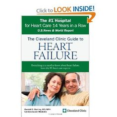 The Cleveland Clinic Guide to Heart Failure (Cleveland Clinic Guides) (9781607140740)