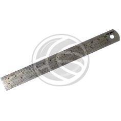 Regla de acero inoxidable de 150mm de herramientas Tolsen  www.cablematic.es/producto/Regla-de-acero-inoxidable-de-150mm-de-herramientas-Tolsen/