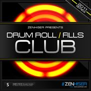 Drum Rolls And Fills - Club from Zenhiser distributed by Loopmasters - http://www.audiobyray.com/product/samplepack-drum-rolls-and-fills-club/ - Sample Packs, Zenhiser