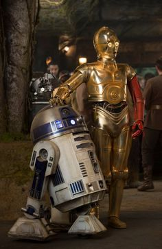 High Res Photos From Star Wars: The Force Awakens