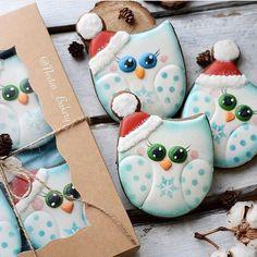 Новогодние совушки Доступны к заказу поштучно Идеальное дополнение к вашему новогоднему подарку✨