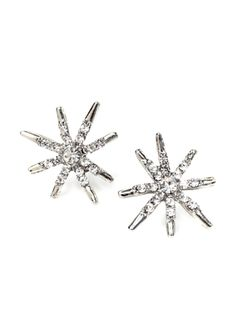 YOCHI DESIGNS Starburst Earrings