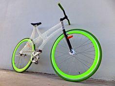 Le vélo imprimé en 3D par James Novak
