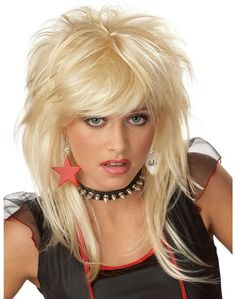 Rebellious Blonde Wig – Child Size – See more at: http://halloween.florenttb.com/costumes-accessories/wigs/kids-baby-wigs/rebellious-blonde-wig-child-size-com/