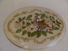 Lenox Partridge in a Pear Tree Christmas Box  by TheClassyLady, $15.00