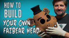 In this quick tutorial we show you the most important steps and techniques in constructing your own Freddy Fazbear Mask. With the same technique and a little...