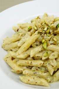 Recipe for Pasta with Pistachio Sauce | DeLallo Recipes