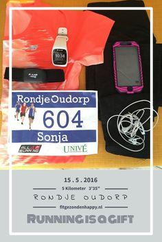 """En dan is het zomaar weer tijd voor een nieuwe editie van Rondje Oudorp.5 Kilometer hardlopen door mijn """"achtertuin"""".Het was koud en winderig, maar erg leuk"""