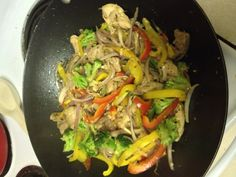 Chicken Fajita Stir Fry (21 day sugar detox)