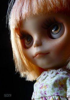 OOAK Custom Blythe Art Doll 34 by Iriscustom | eBay