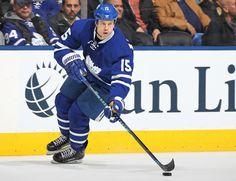 Matt Martin Photos Photos - Edmonton Oilers v Toronto Maple Leafs - Zimbio