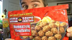 Today, I'm reviewing Homestyle Meatballs from Circle A Ranch on another exciting episode of Eating The Dollar Stores