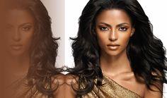 IMAN COSMETICS SUMMER 2013 BRONZE GODDESS - Looks for Black / African American, Caribbean, Hispanic / Latin, Asian, Middle Eastern, Pacific Island and Native American skin tones.