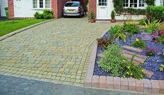 front driveway ideas uk - Google Search