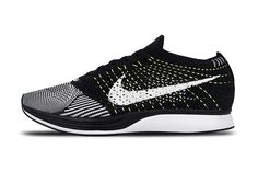 """Nike Updates the Flyknit Racer with """"Volt"""" Flywire"""