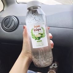 "29 Likes, 8 Comments - Kifeya Anzelma Kariko (@kifeyaanzelma) on Instagram: ""This is so damn good! Fresh coconut water + chia seeds by Besar Kelapa. So refreshing! Aku sukaaaa!…"""