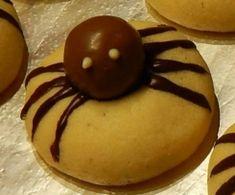 Halloween Spinnenkekse von Mamanita Müller auf www.rezeptwelt.de, der Thermomix ® Community