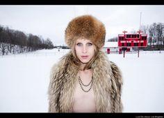 Zackary Drucker, transgender performance artist.