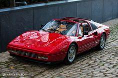 1989 Ferrari 328 GTS ($145,000) • Petrolicious
