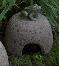 7 best hm ext garden toads frogs etc images frog house toad rh pinterest com