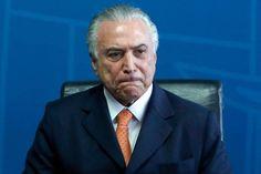 """Temer recebeu 10 milhões da Odebrecht em """"grana viva"""", diz Veja"""