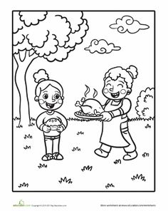 These Printable People Coloring Pages Expose Kids To Different Types Of And Professions Select Your Favorites Print Them Out For Instant