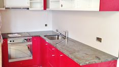 Grand Format, Chic, Sink, Kitchen Cabinets, Home Decor, Countertop, Color, Kitchens, Originals